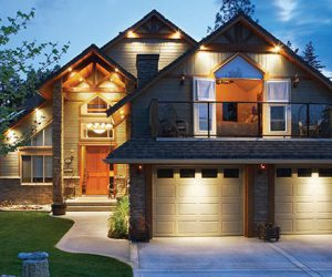 Bright Lighting Solutions For Your Garage Hicklin Door