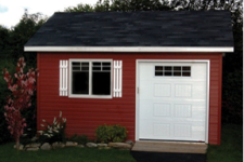 Why Do I Need a Sectional Door on My Garage, Shed or Barn?